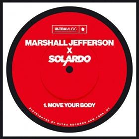 MARSHALL JEFFERSON X SOLARDO - MOVE YOUR BODY